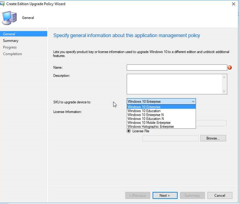 Directions-Training-System-Center-Configuration-Manager-2016-Preview-Windows-10-Review-3