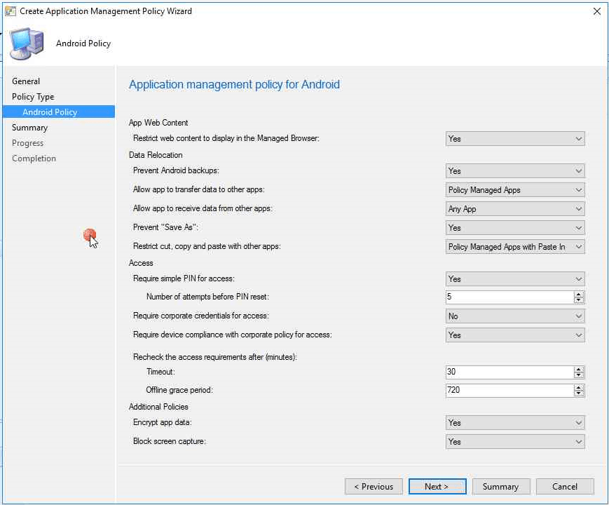 Directions-Training-System-Center-Configuration-Manager-2016-Preview-Windows-10-Review-8a