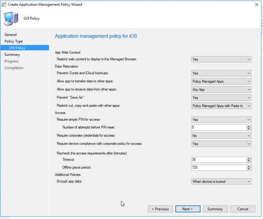 Directions-Training-System-Center-Configuration-Manager-2016-Preview-Windows-10-Review-8b
