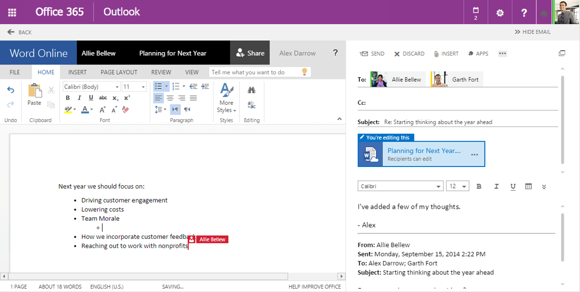 Creating An All Documents View In Outlook Microsoft Training It