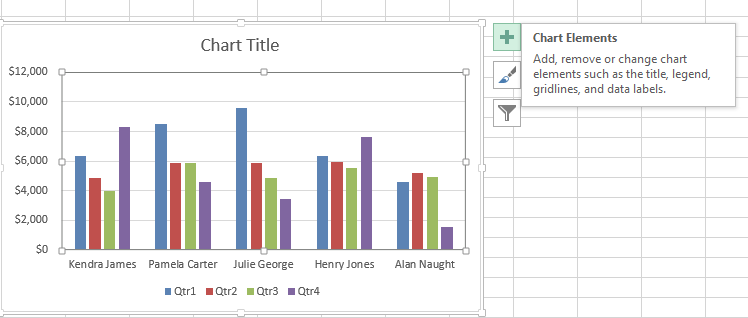 Repositioning of the chart formatting tools in excel 2013 the ccuart Choice Image