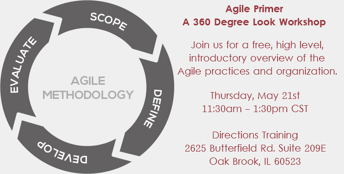Directions-Training-Agile-Workshop