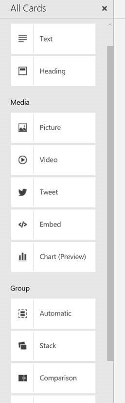Microsoft, Sway, Windows 10, presentation, technology
