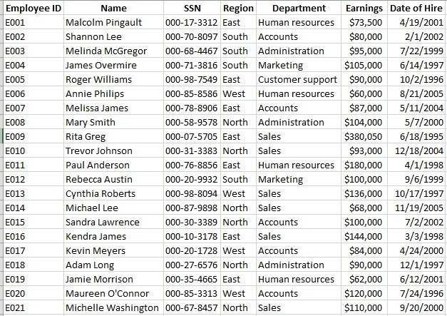 Excel, Duplicates,