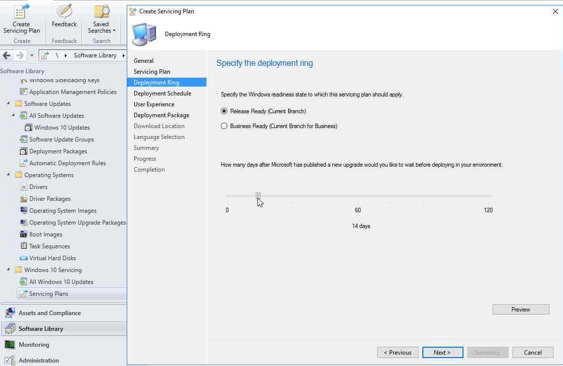 Directions-Training-System-Center-Configuration-Manager-2016-Preview-Windows-10-Review-4