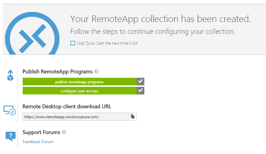 Next Level Remote Applications with Azure RemoteApp