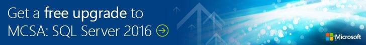 Directions-Training-MCSA-Upgrade-SQL-Server-2016