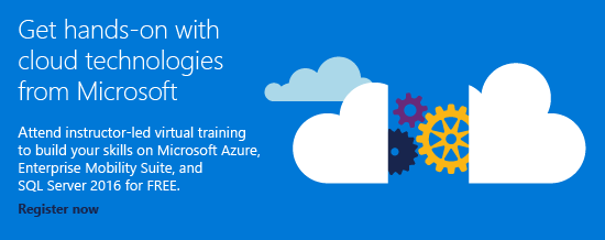 Directions-Training-Immersion-Microsoft-Cloud-Technologies